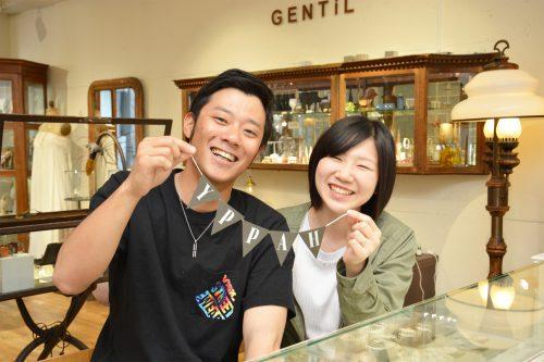金沢|結婚指輪|アデゥー
