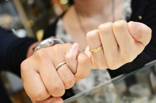 roccia|結婚指輪