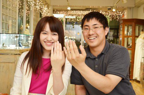 ラパージュ|アデゥー|結婚指輪