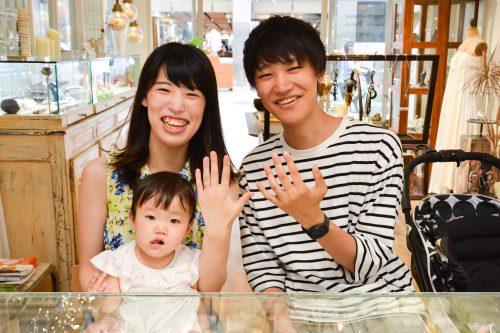 金沢で結婚指輪