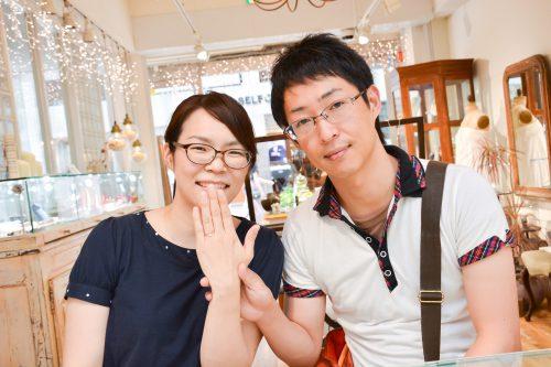 金沢|婚約指輪・結婚指輪