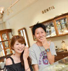 金沢の結婚指輪専門店