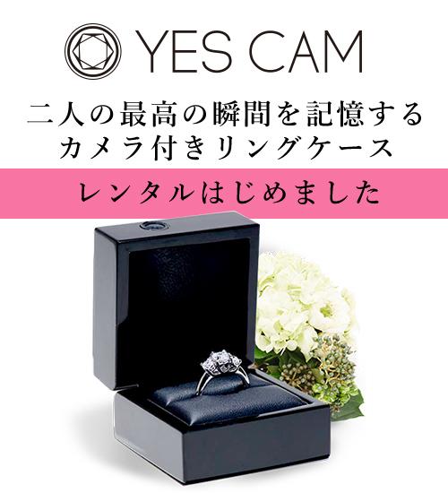 カメラ付きリングケースYESCAM